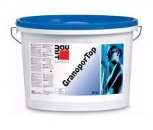 Штукатурка Baumit Granopor Top 1,5K барашек 25 кг