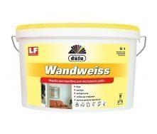 Краска Dufa Wandweiss D1 2,5 л белый
