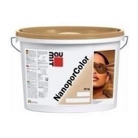 Краска Baumit NanoporColor 22,5 кг