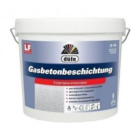 Штукатурка Dufa Gasbetonbeschichtung D10 15 кг білий