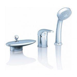 Смеситель для ванны RAVAK Rosa RS 025.00