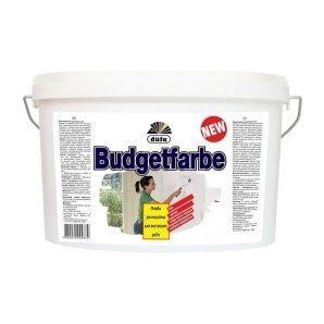 Краска Dufa Budgetfarbe 5 л белый