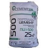 Цемент М-500 ПЦІ без добавок