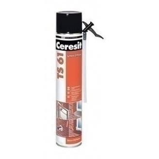 Универсальная монтажная пена Ceresit TS 61 300 мл (967123)