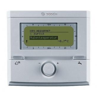 Погодозависимый регулятор температуры Bosch FW200