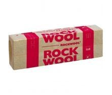 Фасадная минеральная вата Rockwool Fasrock 20 мм