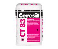 Клейова суміш Ceresit СТ 83 25 кг