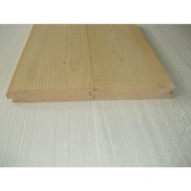 Дошка для підлоги зі смереки 130х33х3000 мм
