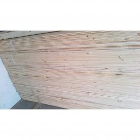 Вагонка из ели естественной сушки 70х12х2500-3000 мм