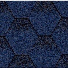Бітумна черепиця Kerabit K Трійка синя