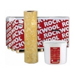 Система протипожежного захисту ROCKWOOL CONLIT 150 P 2000x1200x35 мм