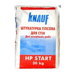 Штукатурка гіпсова KNAUF НР СТАРТ 30 кг
