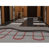 Укладання теплої підлоги в квартирі