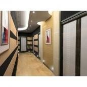 Монтаж підвісної стелі в коридорі