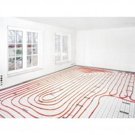 Укладання теплої підлоги в котеджному будинку
