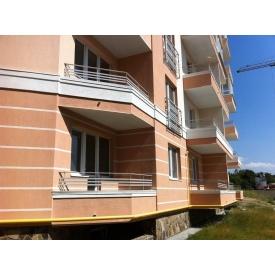 Перила балконные ОГ 002