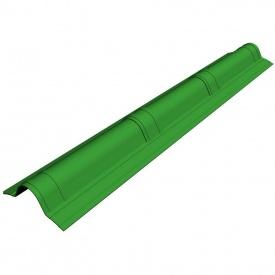 Гребінь верхній Onduvilla 900x485 мм зелений 3D