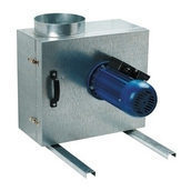 Відцентровий кухонний вентилятор VENTS КСК 250 4Е у шумоізольованому корпусі 3400 м3/год 1500 Вт