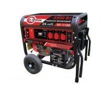 Генератор бензиновый Intertool 5500 Вт (DT-1155)