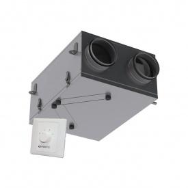 Припливно-витяжна установка VENTS ВУЕ 100 П міні