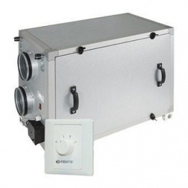 Припливно-витяжна установка VENTS ВУТ 500 Г 500 м3/год 300 Вт