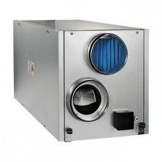 Приточно-вытяжная установка VENTS ВУТ 350 ЭГ 350 м3/ч 3260 Вт