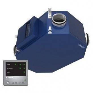 Припливно-витяжна установка VENTS ВУТЕ2 250 ПУ ЄС 275 м3/год