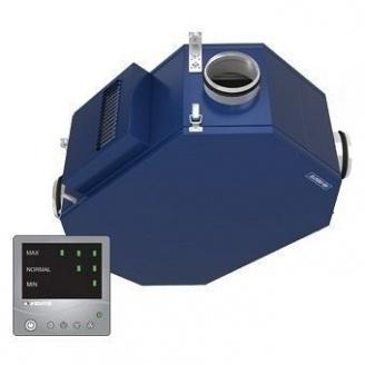 Припливно-витяжна установка VENTS ВУЕ2 250 ПУ ЄС 275 м3/ч