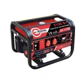 Генератор бензиновый Intertool 2800 Вт (DT-1128)