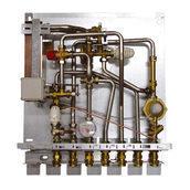 Индивидуальный модуль приготовления горячей воды HERZ DE LUXE Light 35 кВт (1400850)