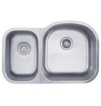 Мийка кухонна Kraus KBU25 800х520х228 мм