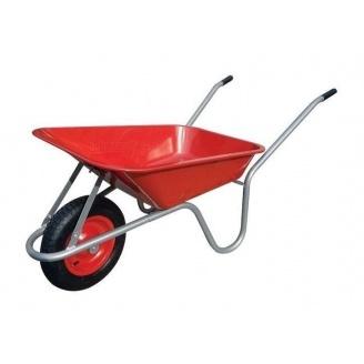 Тачка садово-строительная Intertool WB-0613 65 л, 130 кг (WB-0613)