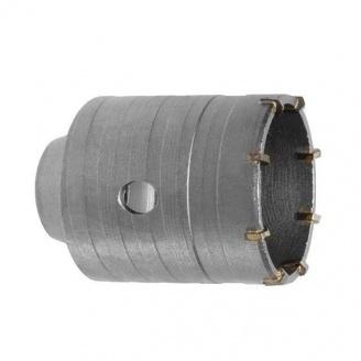 Сверло корончатое по бетону Intertool 80 мм (SD-0422)