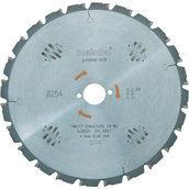 Диск циркулярный METABO 250х2,8/2,0х30, Z=24WZ, TS/PKU/PKF/MULT 250х30 мм (628012000)