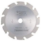Диск циркулярный METABO 160х20 НW/CT WZ=10 160х20 мм (628002000)