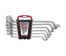 Набор накидных ключей Intertool 8 элементов 6-22 мм (HT-1102)