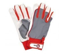 Перчатки комбинированные Intertool (SP-0011)