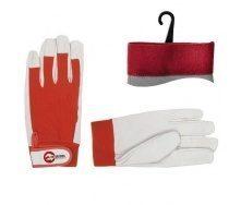 Перчатки комбинированные Intertool (SP-0012)