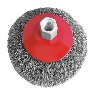 Щетка чашечная Intertool 115 мм (BT-5115)