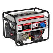 Генератор бензиновий Інтерскол ЕБ-6500 6 кВт