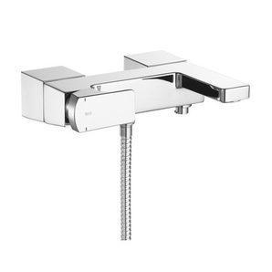 Смеситель для ванны-душа Roca L90 монтируемый в стену автомат