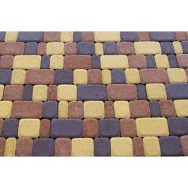 Вібропресована тротуарна плитка Старе місто 55 мм