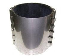 Хомут для ремонта труб канализации 225-235х200 мм