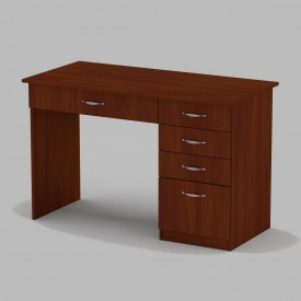 Письменный стол Компанит Студент 1155х550х736 мм яблоня