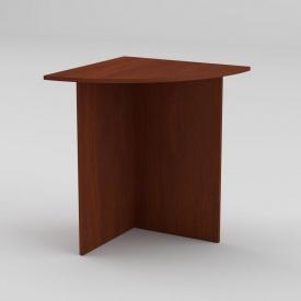 Письмовий стіл Компанит МО-2 600х600х736 мм яблуня