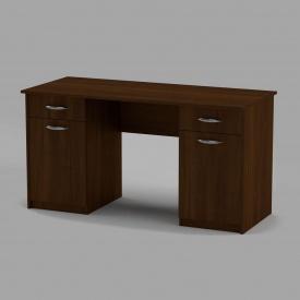 Письмовий стіл Компанит Вчитель-2 1400х600х736 мм горіх