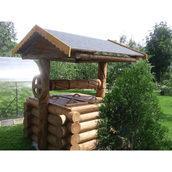 Колодец деревянный  Под заказ