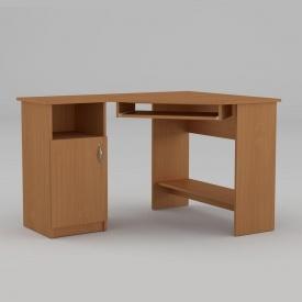 Комп'ютерний стіл Компанит СУ-14 1200х900х749 мм бук