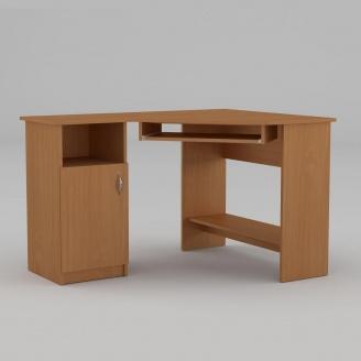 Компьютерный стол Компанит СУ-14 1200х900х749 мм бук