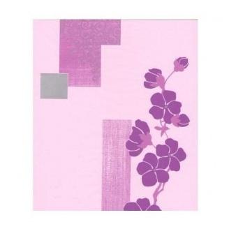 Стеновая панель ПВХ Brilliant ТП Фиолетовое вдохновение 222-1 250х8х6000 мм